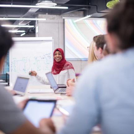 Nonprofit Start-up Eyes Untapped Local Talent in Israel Tech Scene
